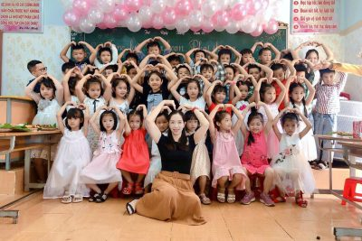 Tổng kết lớp năm học 2019-2020 của trường tiểu học Trần Quốc Tuấn