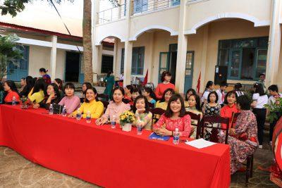 Lễ khai giảng năm học 2020-2021 trường tiểu học Trần Quốc Tuấn